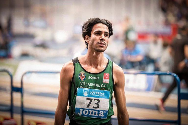 Historias. De Marruecos a Murcia, el atleta olímpico que quiere ser bombero