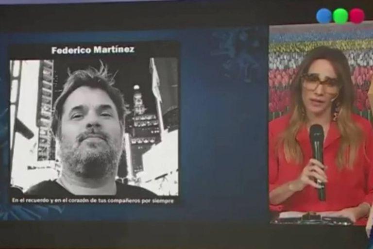 Verónica Lozano recordó al musicalizador, Federico Martínez, que murió por coronavirus a los 51 años.