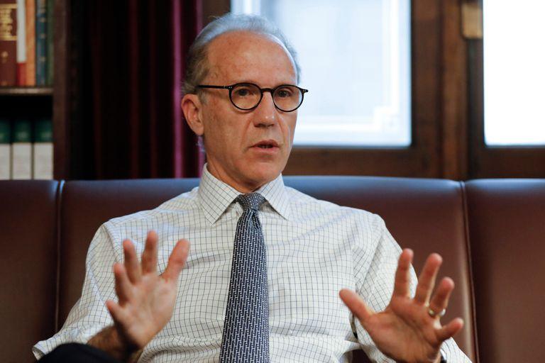 Carlos Rosenkrantz mantuvo su postura histórica sobre los traslados de jueces