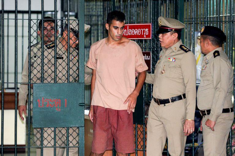 Hakeem al Araibi, detenido por la policía de Tailandia