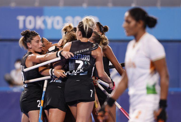 Las Leonas vuelven a estar en un podio olímpico