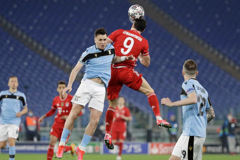 Bayern a cuartos. Lewandowski y sus increíbles números para defender el título