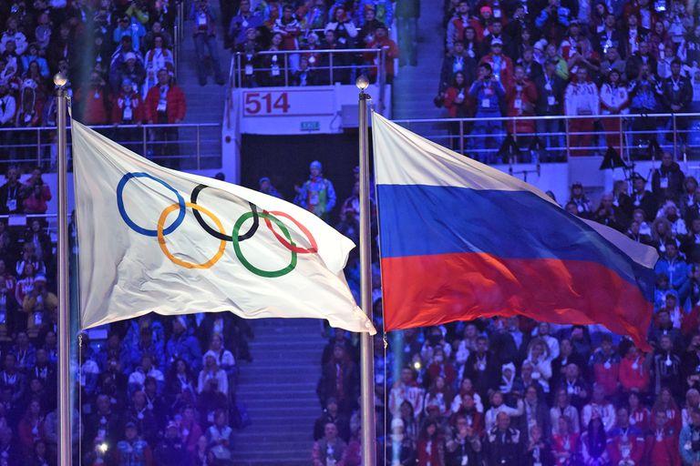 Doping: suspenden a Rusia durante 4 años y no podrá participar de los JJ.OO.