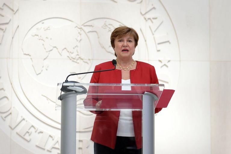 En la asamblea anual del FMI, Georgieva apuntó a la OMC para realizar cambios en las reglas, en medio de los conflictos comerciales globales