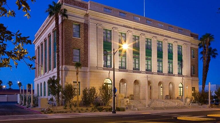 El Museo de la Mafia funciona en el viejo juzgado de la ciudad, por donde desfilaron varios gángsters célebres