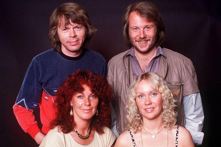 Los años felices del grupo cuando reinaban la década del setenta con su pop sueco
