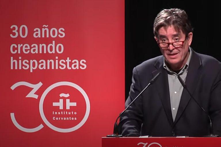 """Luis García Montero: """"Ya no es una lengua de pobres en Estados Unidos"""""""
