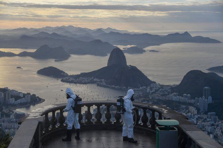 Estudio. Río, San Pablo y Manaos podrían haber logrado la inmunidad de rebaño