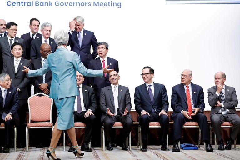 El G-20 advierte sobre el aumento de las tensiones comerciales