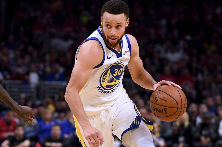 Stephen Curry, bicampeón con Warriors