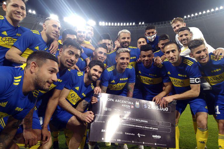 Se definieron las fechas de las semifinales entre Boca - Argentinos y Talleres - Godoy Cruz
