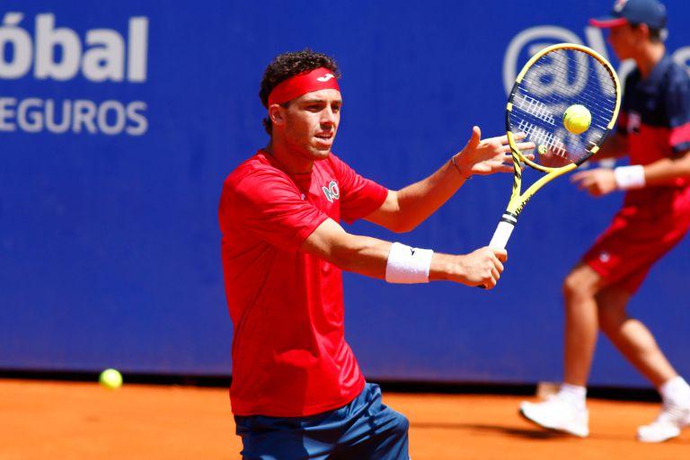 Argentina Open: Cecchinato, el campeón defensor, perdió y se caerá del Top 100