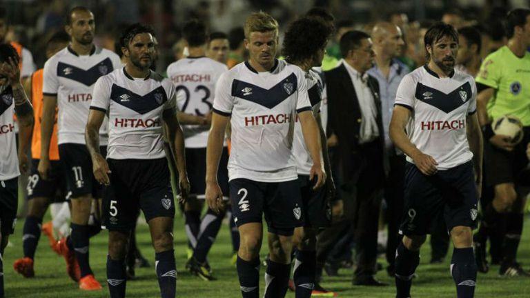 La preocupación de Vélez tras la derrota con Vélez