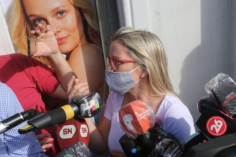 Carolina Píparo rechazó la versión dada por el abogado de los jóvenes heridos