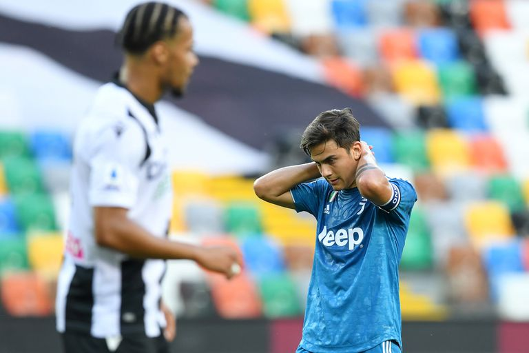 Italia: Udinese le dio vuelta el resultado a Juventus y le arruinó el festejo