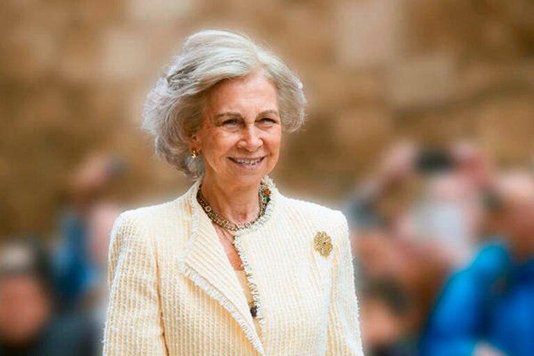 Agenda secreta: qué hacía la reina Sofía en sus viajes a Londres
