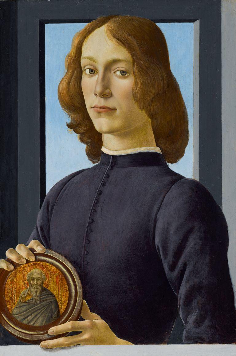 Récord: una pintura de Botticelli, vendida en 92,1 millones de dólares