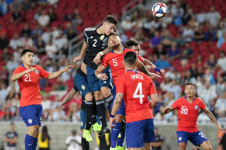 Argentina empató ante Chile: la selección chocó con su exceso de velocidad