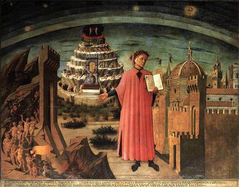 En Holanda sacan a Mahoma del Infierno de Dante para no herir susceptibilidades