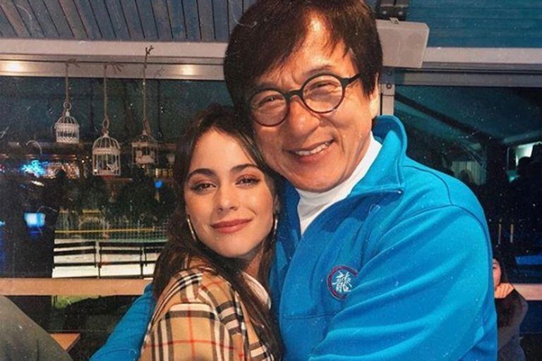 Tini fue elegida para filmar una película junto a Jackie Chan
