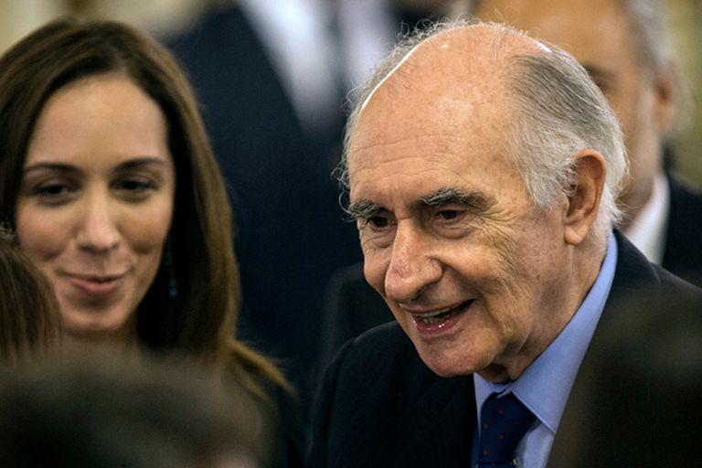 El expresidente está en el Hospital Austral en el área de cuidados críticos; lo acompañan su esposa y sus tres hijos