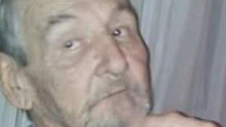 Adalberto Arpes desapareció el sábado 19 de septiembre, cuando fue al bingo y no volvió