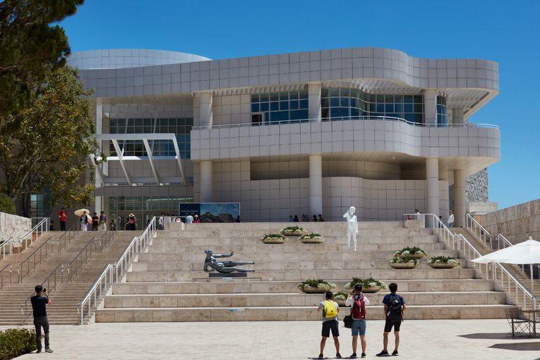 El Getty Center en Los Angeles, California