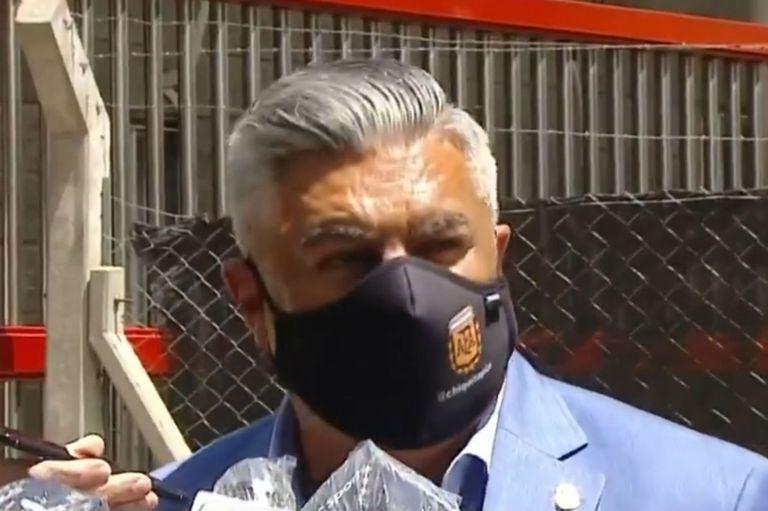 """Tapia: recorrió River Camp y dio el visto bueno: """"Están dadas las condiciones"""""""
