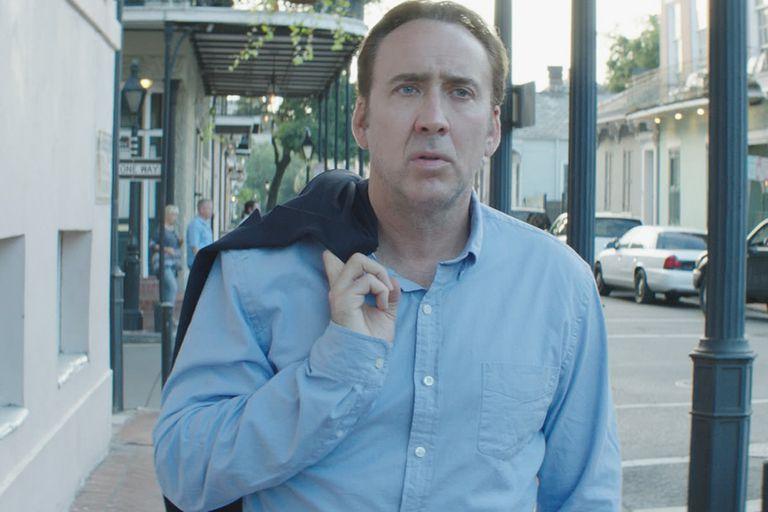 Trascendieron detalles del nuevo proyecto de Nicolas Cage en la pantalla grande