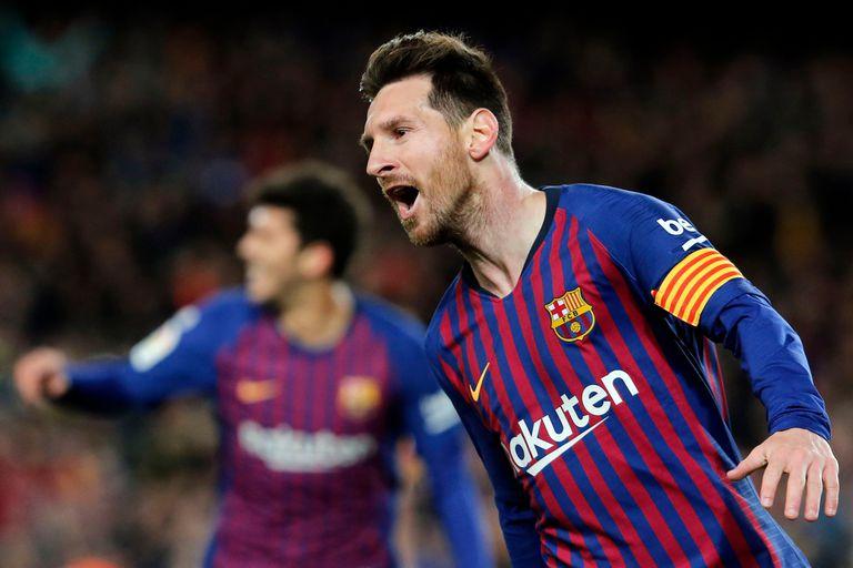 Messi: su nuevo récord, la foto con Suárez en el vestuario y el halago de Oblak