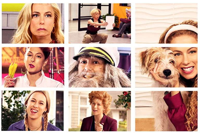 ¿Qué veo?: The Iliza Shlesinger Sketch Show, Tales from the Loop o Shitt's Creek