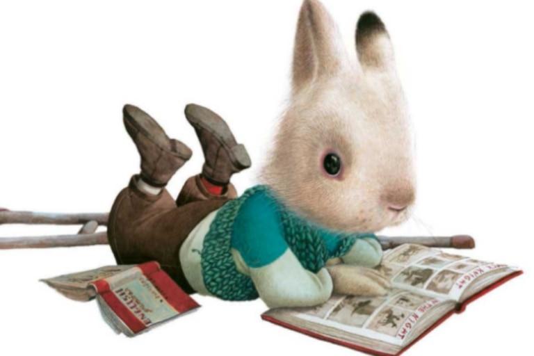Dautremer y la vida de un conejo