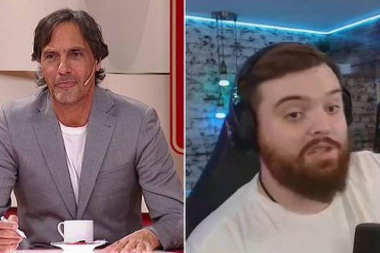 """El intercambio entre Gustavo López e Ibai Llanos: """"Te pido disculpas"""""""