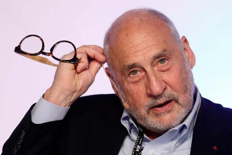 Nobel de Economía Joseph Stiglitz