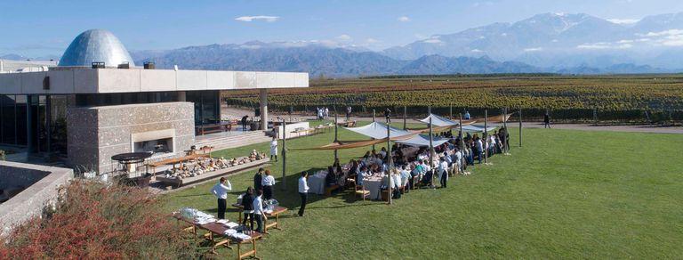 Latinoamérica Cocina: Diez manos y los mejores vinos en Valle de Uco