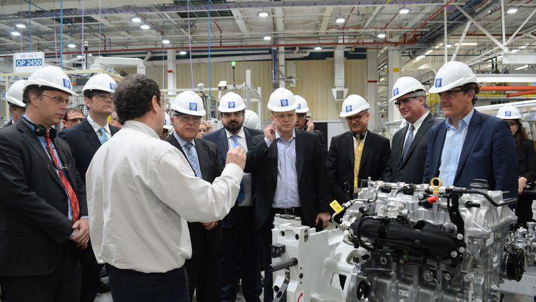 General Motors anunció una inversión de US$ 500 millones para fabricar un nuevo modelo en Rosario