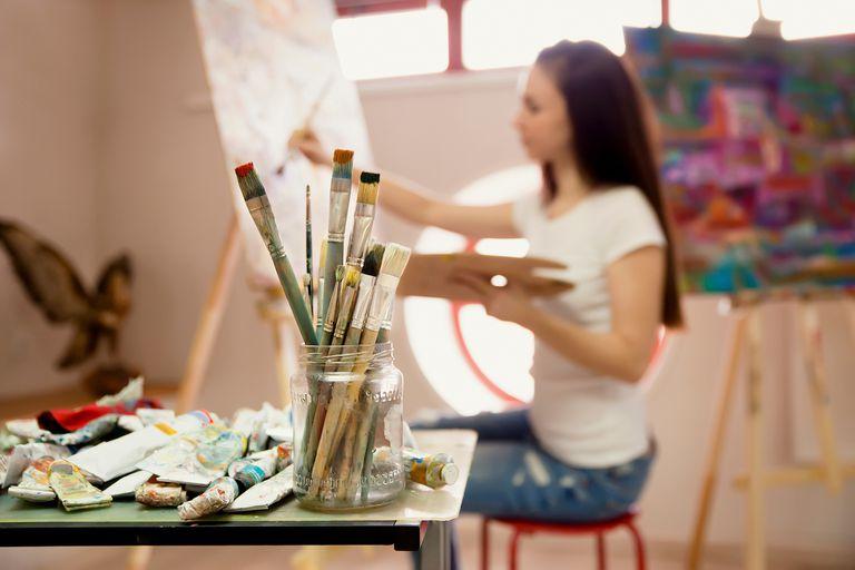 Las artes visuales, una de las tantas categorías que convocó nuevos proyectos en las Becas Creación del FNA