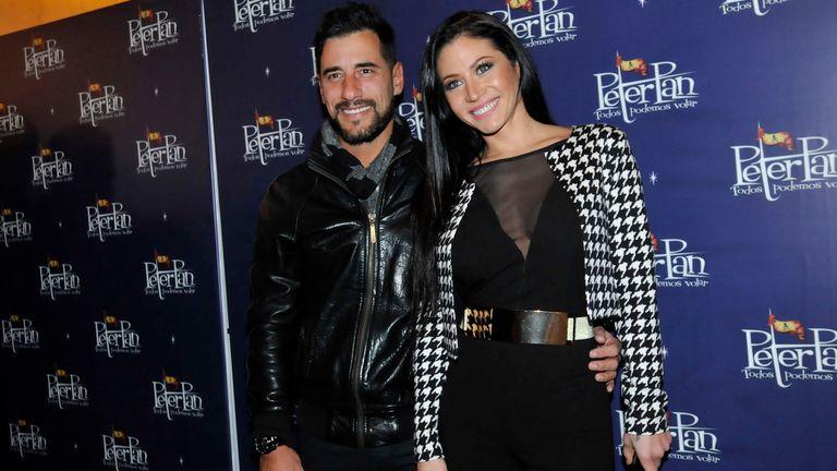 Adabel Guerrero y Martín Lamenza, una pareja que volvió a confiar en el amor