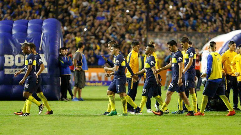 La triste despedida de Boca de la Bombonera, tras la derrota superclásica