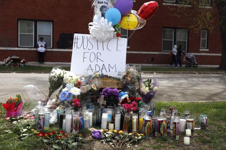 Conmoción: el video la muerte de un hispano de 13 años a manos de un policía