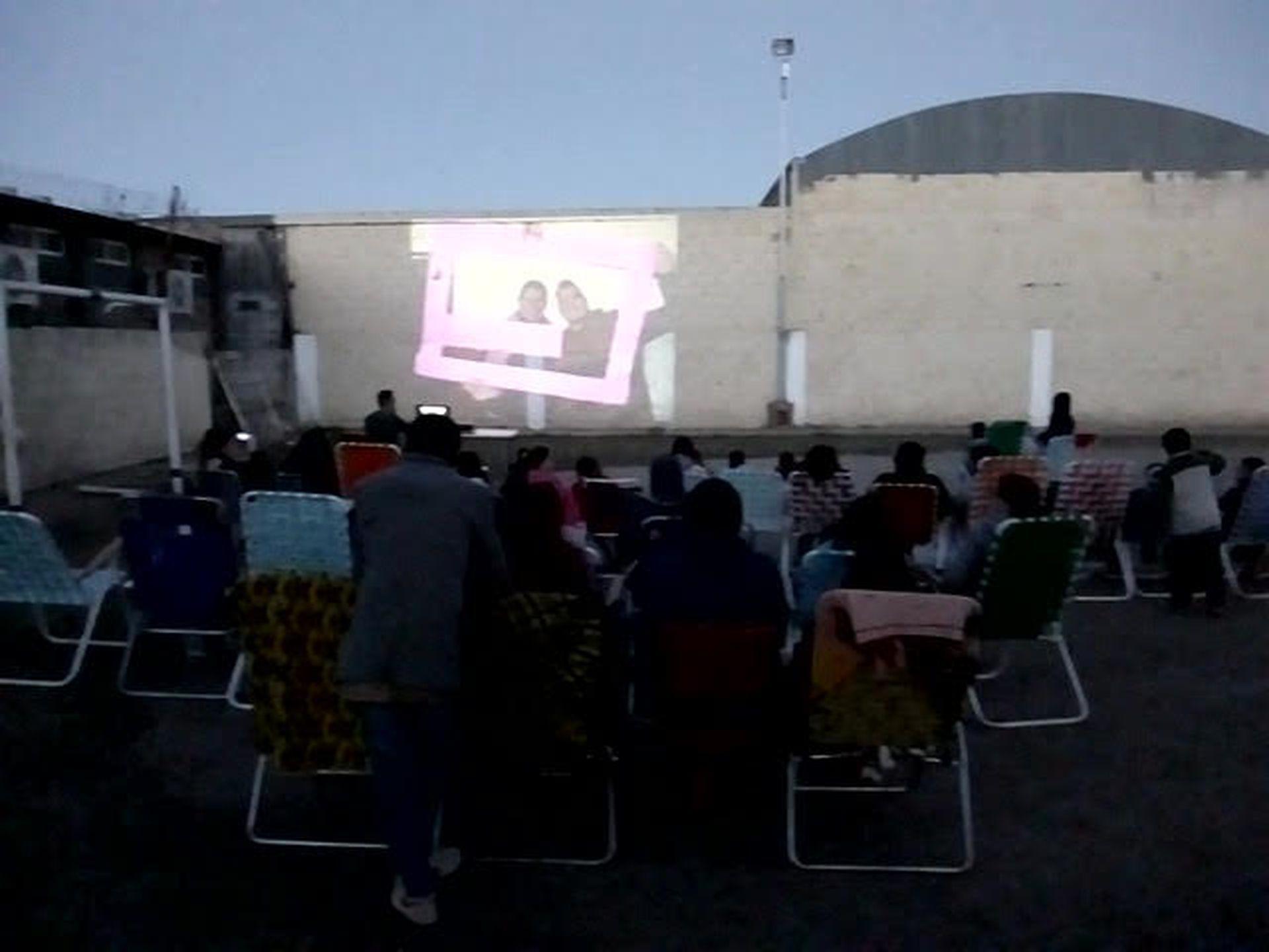Encuentro de la Combi Online junto a la comunidad de La Carolina El Potosí