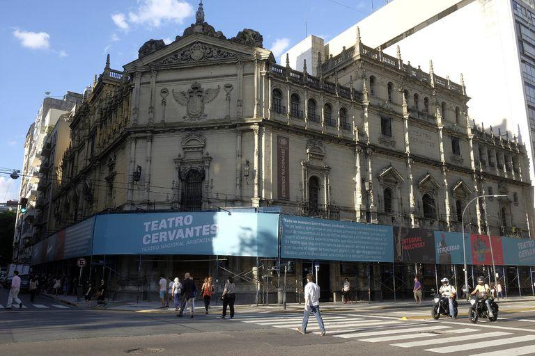 El Teatro Nacional Cervantes, distinguido por su aporte institucional y artístico con una mención especial