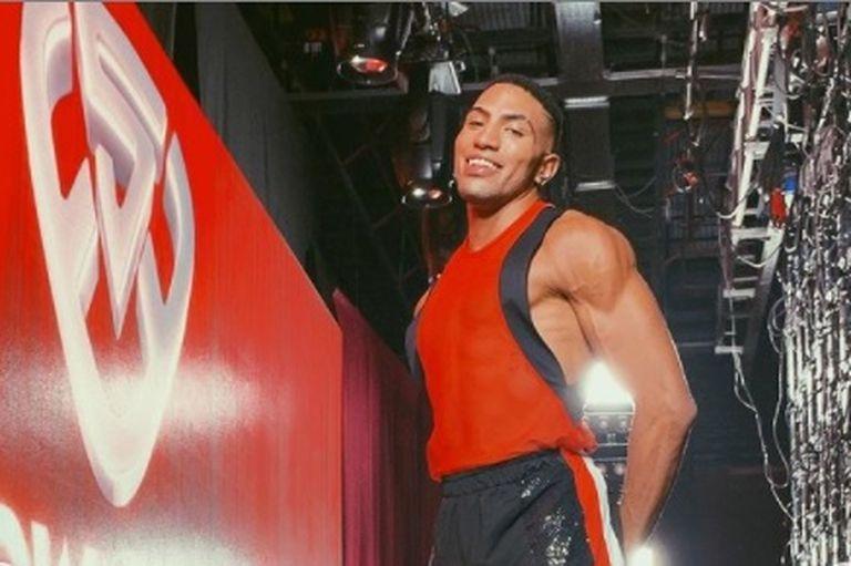 Juan Manuel Palao debutó en el certamen y causó furor