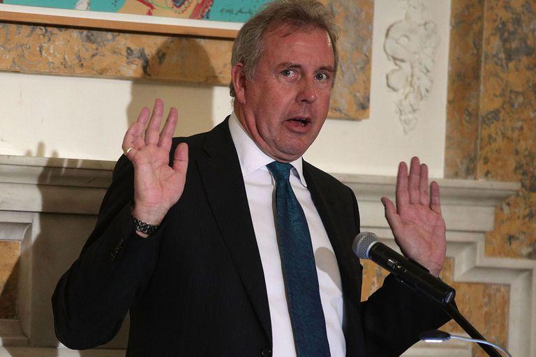 Una nueva filtración del embajador británico