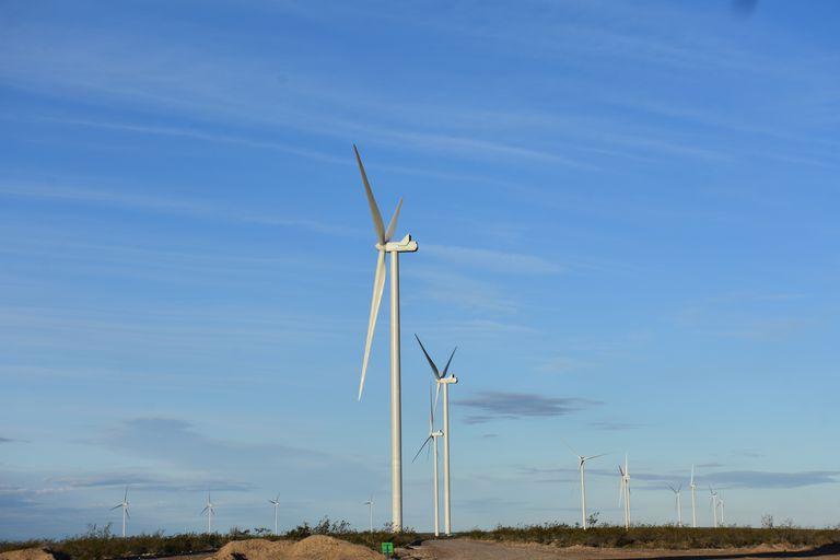 El Parque Eólico Madryn es el más grande del país