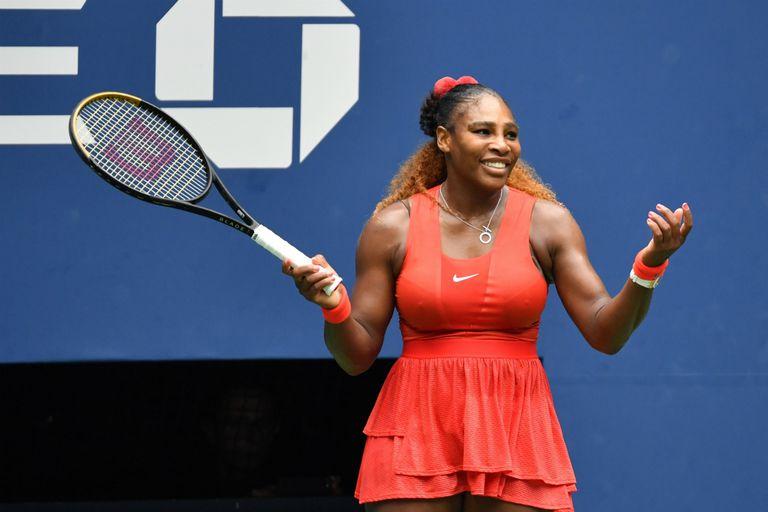 US Open. Serena bordeó la eliminación, zafó y se acerca a un número mágico