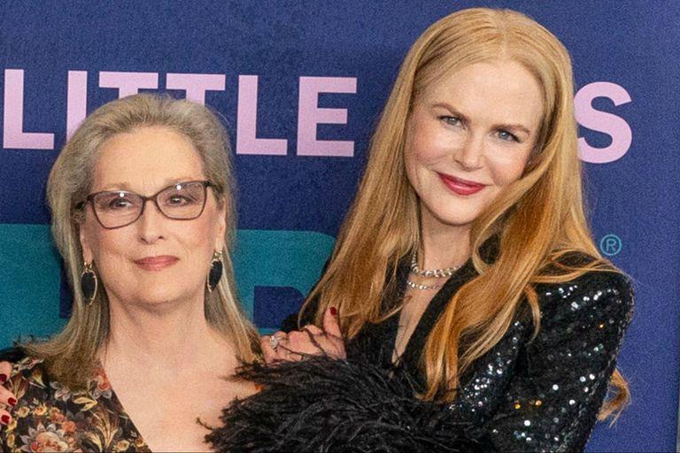 Meryl Streep, Nicole Kidman y Ariana Grande, reunidas en lo nuevo de Netflix