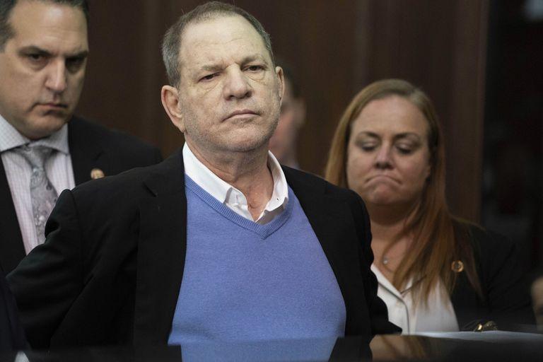 Harvey Weinstein deberá inscribirse en el registro de delincuentes sexuales