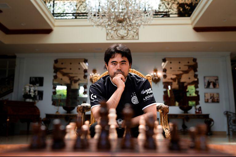 Casi todos los 528.000 seguidores del gran maestro de ajedrez Hikaru Nakamura se unieron desde que comenzó la pandemia