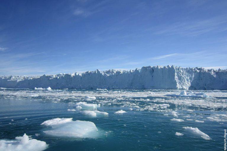 Cambio climático: el deshielo de la Antártida elevará 2,5 metros los océanos
